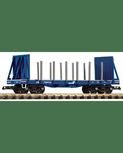 Piko 38766 Conrail Bulkhead Flatcar