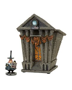 Department 56 4058118 Halloween Town City Hall