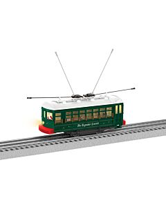 Lionel 6-83694 Toymaker Limited Trolley Set Christmas