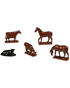 Atlas 778 HO Cows & Horses