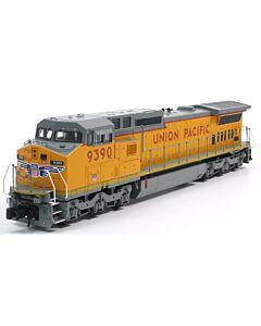 Atlas O Trainman Used 20032007 Union Pacific TMCC Dash 8-40CW #9390 (3-Rail)