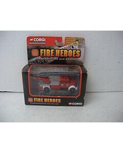 Corgi No 8012 Fire Heroes Showcase Edition Engine (Brand New)