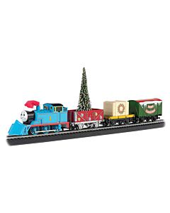 Bachmann 00721 HO Thomas' Christmas Express Freight Set Train Set